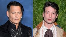 Ezra Miller on Johnny Depp's controversial 'Fantastic Beasts' casting: 'None of us were consulted'