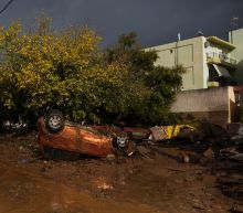 Six missing after deadly Greek floods as stricken towns face shortages