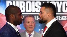 Daniel Dubois vs Joe Joyce: Fight card, boxing live stream, start time, betting odds and prediction