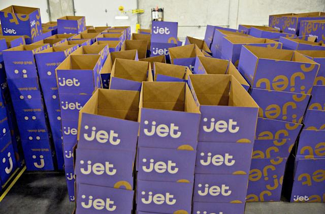 Walmart relaunches Jet.com with same-day grocery delivery in NYC