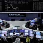 European shares sink, Micro Focus plummets