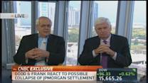 Dodd & Frank on possible JPM settlement collapse