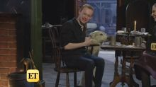 'Outlander' Pup Rollo Crashes Our Interview With John Bell & It's Seriously the Cutest Thing Ever! (Exclusive)