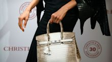 Second-hand handbag sells for £162,500 at auction