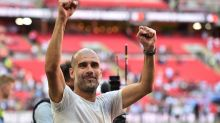 Don't forget we're the best, Guardiola tells City stars