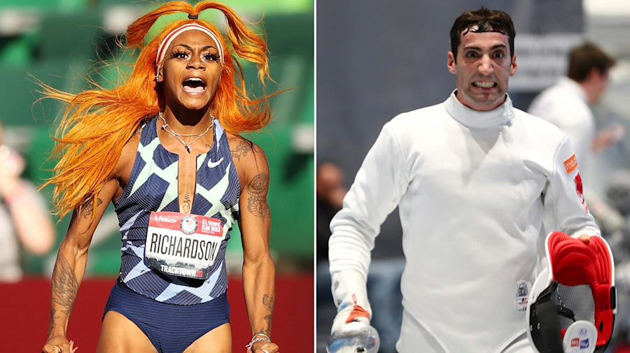 Sha'Carri Richardson, Alen Hadzic and our unending forgiveness for white male athletes