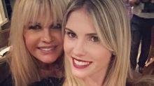 Bárbara Evans comenta sobre namoro da mãe com outra mulher: 'O que importa é o amor'