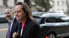John Legere will step down as T-Mobile CEO next year