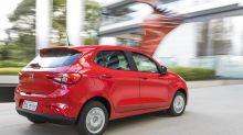 Fiat Argo 2018 é oferecido com desconto de R$ 2 mil e taxa zero