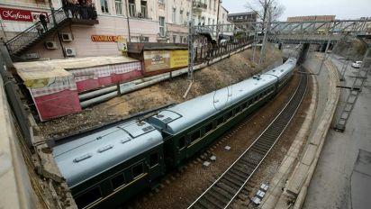 Despite big plans, N. Korea's trains still go almost nowhere