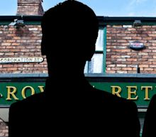 Coronation Street star reacts to tragic exit scenes