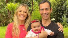 Ticiane Pinheiro e Cesar Tralli celebram dois anos de casamento