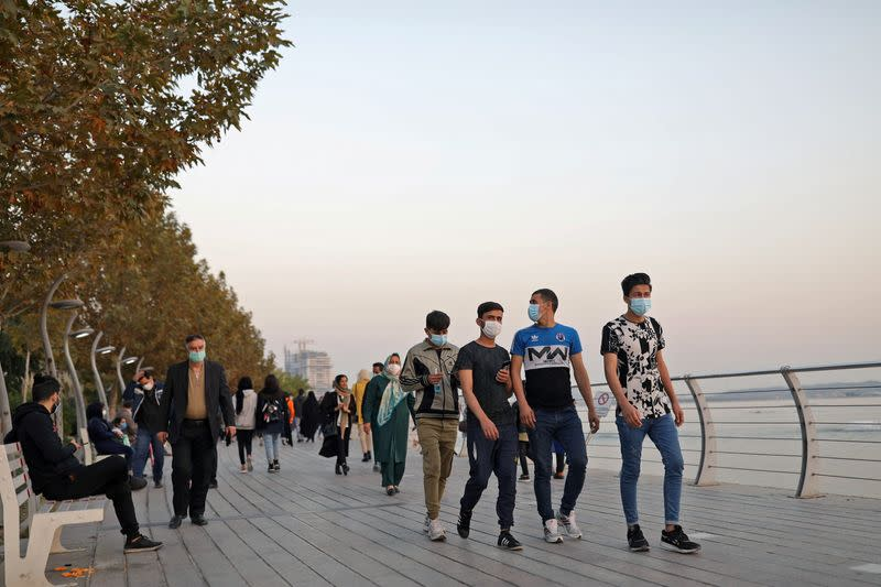 Iran to double coronavirus tests to 100,000 per day
