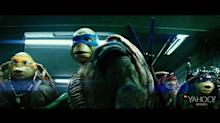 'Teenage Mutant Ninja Turtles' Exclusive Clip: A Beatbox Circle and One Big 'Cowabunga!'