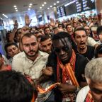 Galatasaray set to sign Swansea's Gomis