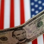 Dollar up vs euro as ECB holds rates steady, launches review