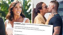 Exclusive: MAFS bride Natasha takes out AVO against new man