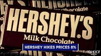 Hershey to raise prices