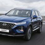 Hyundai reveals new-generation Santa Fe
