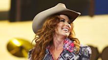Fans Are Freaking Out Ahead of Shania Twain's CMT Awards Performance Tonight
