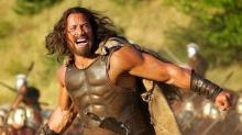 The Rock Wears Beard Made of Real Yak Hair, Transforms Into 'Hercules'