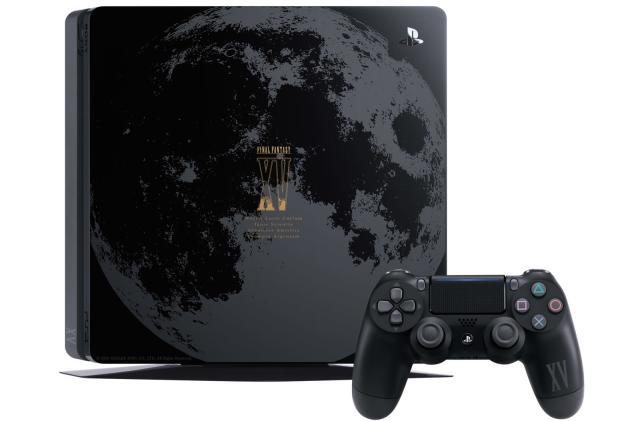 'Final Fantasy XV' slim PS4 bundle hits the US on November 29th