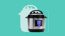 Amazon's Latest Instant Pot Deal Is Perfect if You Have a Small Kitchen