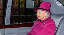 Royales Lieblingsaccessoire: Queen Elizabeth II. hat eine Vorliebe für Kuscheldecken