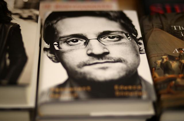 Edward Snowden's NFT sold for $5.5 million at auction for charity