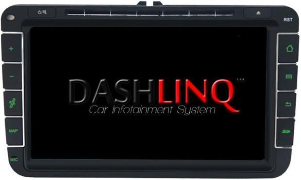 Ca-Fi Dashlinq upsizes in-car Android infotainment, arrives in January
