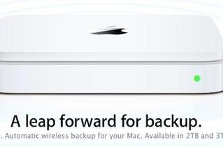 Apple unveils new 3 TB Time Capsule model (Updated)