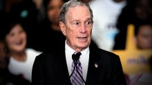 Is billionaire Bloomberg on a path to the presidency?
