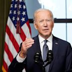 Biden Pledges U.S. Will Cut Climate-Changing Pollution At Least In Half By 2030