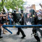 In pictures: Police brutality against protesters at protests against police brutality