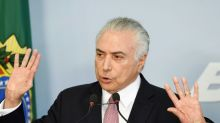 Brazil's president calls graft charge 'soap opera'