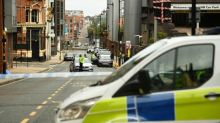 UK police launch hunt for suspect after mass stabbing