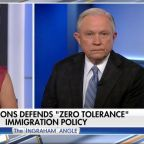 Jeff Sessions says child migrant holding cages not like Nazi Germany 'because they were keeping Jews from leaving'