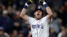 Ian Kinsler defends profanity-laced celebration to pump up Padres teammates