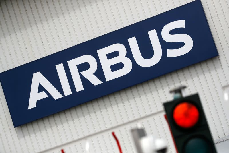 Airbus ramps up deliveries in September, seen targeting 500 jets in 2020