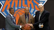 Former Laker Fisher Officially Hired As New Knicks Coach