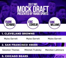 The final 2017 NFL mock drafts from Yahoo Sports