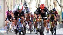 Cycling-Ewan wins Giro stage five, Landa crashes out