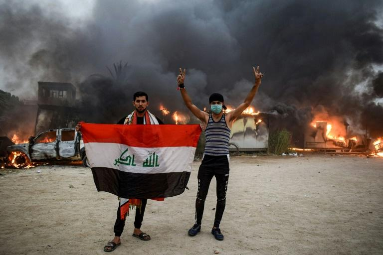 14 killed by security forces in Iraqi city of Kerbala