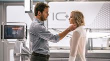 Jennifer Lawrence 'disappointed in herself' over Passengers