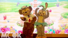 達菲與史黛拉兔現身 香港迪士尼巨星嘉年華亮點