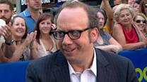 Paul Giamatti Dishes on Working With Robert Pattinson
