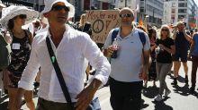 Covid-19: Berlino, proteste contro le nuove restrizioni