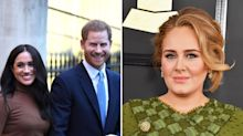 Adele dá dicas a Meghan Markle e príncipe Harry para fugirem de paparazzis em LA