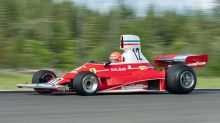 One of Niki Lauda's 1975 championship F1 cars is going to auction