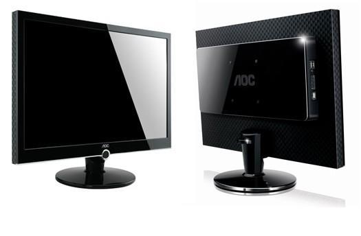 AOC's 2230Fm HD3 display / media player combo gets reviewed
